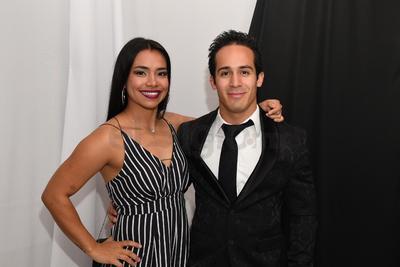 Daniela Cantú y Marcos Trejo.