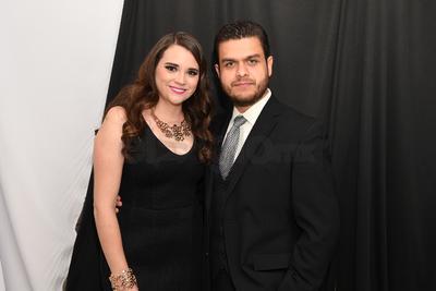 Carolina Prado y Luis de la Torre.
