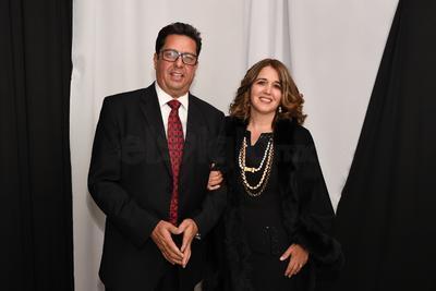 Agustín y Blanca Arce.