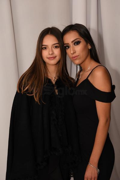 Ximena y Fernanda.
