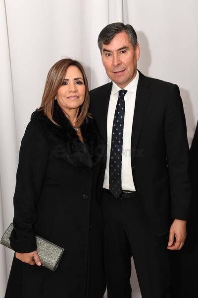 Manuel Soto y y Esther de Soto.