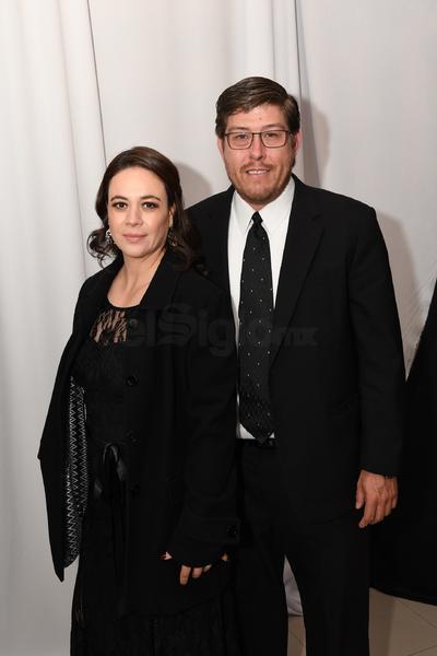 Ana Núñez y Gerardo Bonilla.