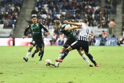 El partido se desarrolló en Monterrey.