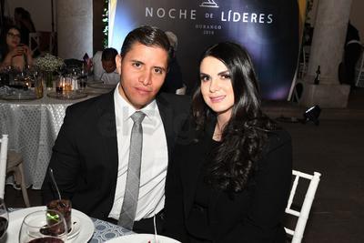 Arq. Carlos Ramos y Tania Casas.