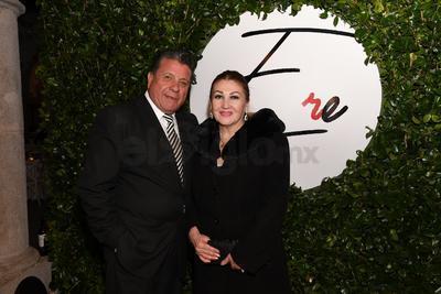 Arq. René Martínez y Sra.