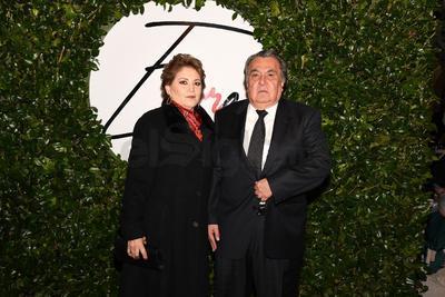 Rubén Calderón y Graciela de Calderón.