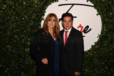 Dra. Diana Ocón e Iván Herrera.