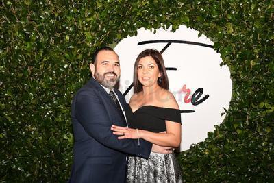 Juan Francisco Salazar Berlanga y Sandra Palencia Romo.