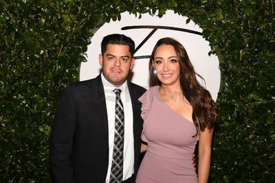 Mario Nuñez y Erika De León.