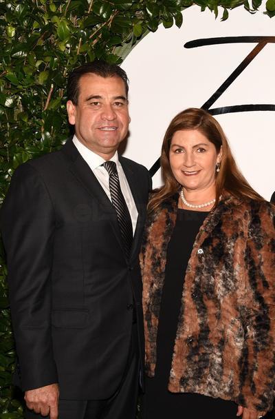 Alfonso Diez y Sra.