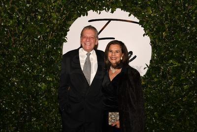 Arq. René Martínez y Linda García.