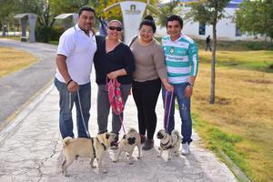 30112018 Paulo, Mayra, Dania y David.