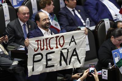 Asume AMLO la Presidencia de México