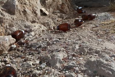 Hace años se realizaban patrullajes en Los Remedios para evitar el consumo de bebidas embriagantes que se hacía casi todas las noches.