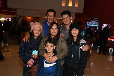 Familia Gallardo Gómez.