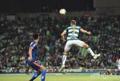 Santos se despide de la defensa del título de Liga MX