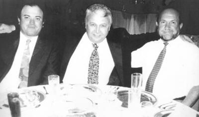 02122018 Carlos Valdés Berlanga, José Luis Motola y José Luis Motola Lincón, en el 2006.