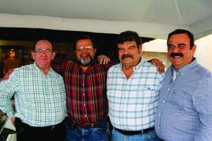03122018 Rolando, Carlos, Octavio y Alex.