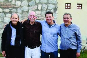 03122018 Emilio, Ricardo, César y Enrique.