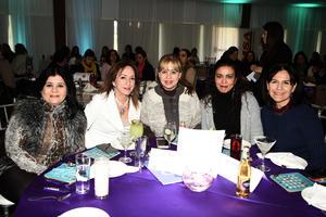 03122018 Ivonne, Edna, Claudia, Lupita y Claudia.