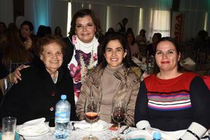 03122018 María Elena, Angelina, Karina y Diana.