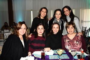 03122018 Alma, Mónica, María, Gaby, Dora, Monssa y Any.