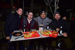 01122018 Gerardo, Joel y Kyle.
