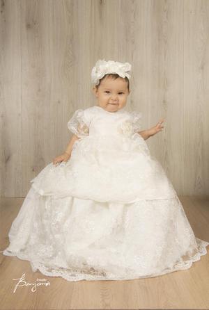 02122018 Recibe la pequeña Solmar su primer sacramento católico.- Benjamín Estudio