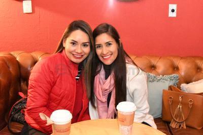 Nancy Soto y Lily Reyes.