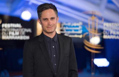 El actor Gael García Bernal estuvo presente en el Festival Internacional de Cine de Marrakech.