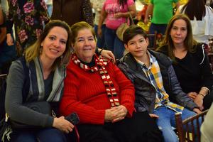 05122018 Mónica, Martha, Santiago y Laura.