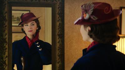 El regreso de Mary Poppins cuenta con cuatro nominaciones.