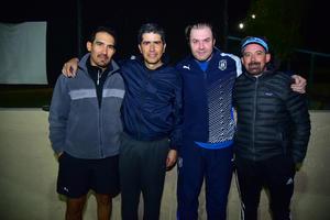 07122018 Francisco, Marcelo, Miguel y Amado.