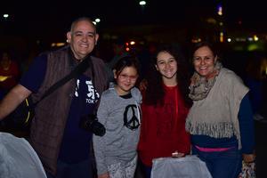 07122018 Salvador, Megan, Hana y Xóchitl.