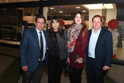 Pablo César Aguilar Palacio,Karen Fernanda Pérez Herrera, Wuera Guerrero y Diego Deras.