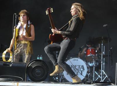 Greta Van Fleet buscará como artista de rock llevarse el Grammy.