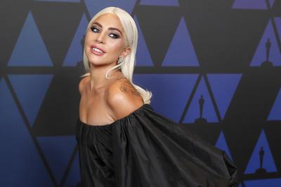 Como música pop, Lady Gaga.