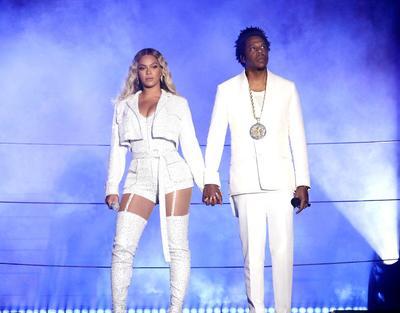 The Carters, (apellido del matrimonio de Jay-Z y Beyoncé) estarán en más de una nominación.