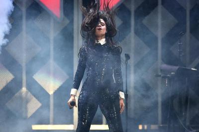 La cubana Camila Cabello luchará por el Grammy con su canción Havana (Live).
