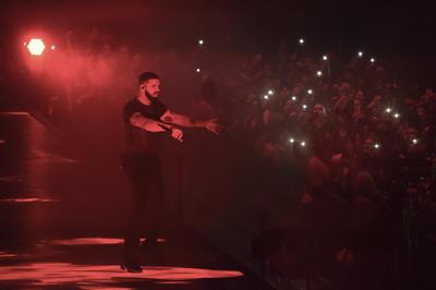 El canadiense Drake competirá en las tres principales categorías de los Grammy en 2019.