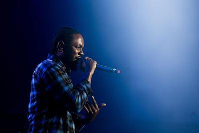 El rapero Kendrick Lamar es el más nominado para la gala que premia lo mejor de la música.