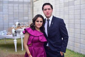 Ana Cris y Emiliano