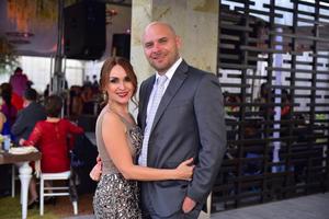 Liliana y Andres