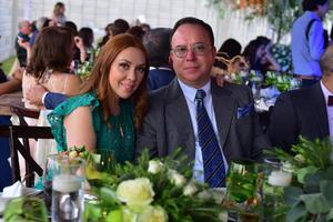 Paola y Luis
