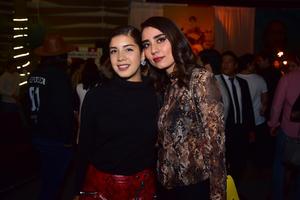 Ana Paula y Andrea