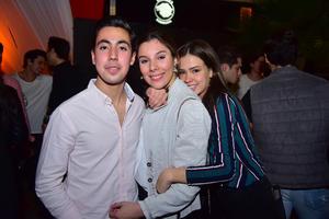 Juan Carlos, Pia y Pily