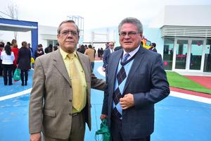 Angel Francisco y Heriberto