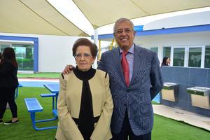 Carmela Duenes y Antonio Gonzalez Duenes