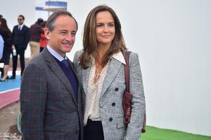 Eduardo Tricio y Pilar Gomez de Tricio