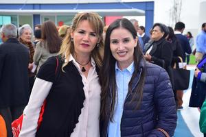 Pilar Torres y Edna Morales